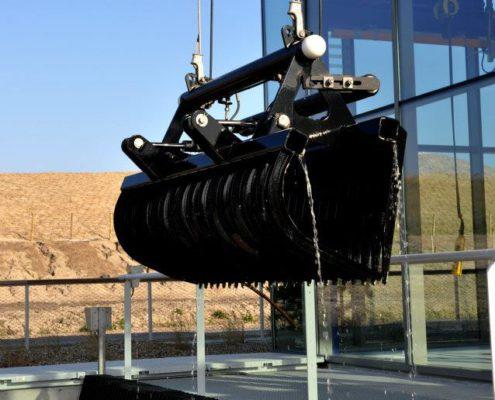 Hoogheemraadschap Delfland - opening new water pumping system J.J.J.M. van der Burg