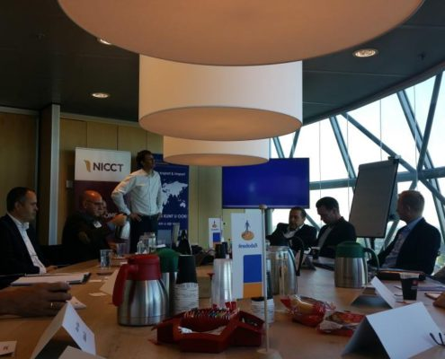NICCT - Round Table Sessions Doing Business in India - 23 September 2015 - Leeuwarden